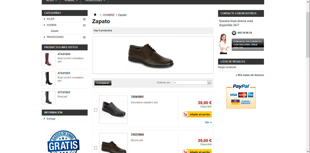 Zapatodirecto.com